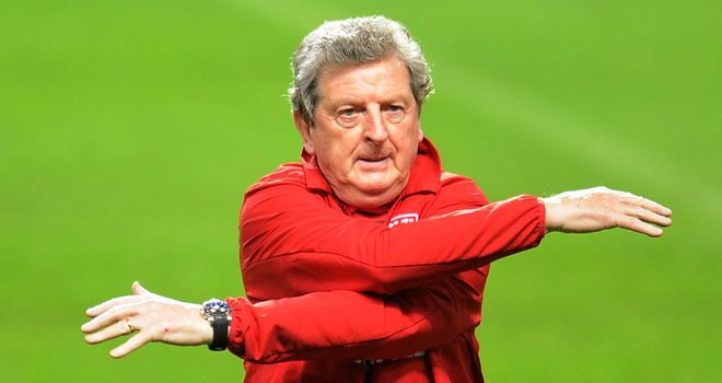 Roy Hodgson: England coach has moved on from the John Terry/Rio Ferdinand debate