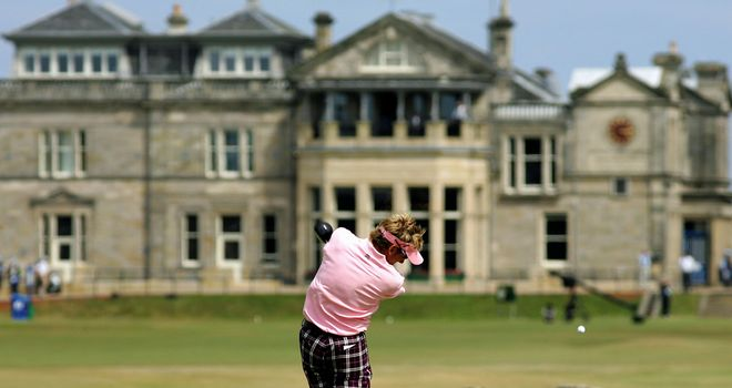 Ian Poulter: slammed changes to the Old Course