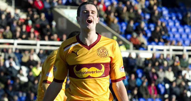 Jamie Murphy: At the double