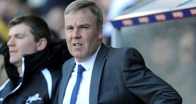 Kenny Jackett: Has lead Millwall on a 10-game unbeaten run