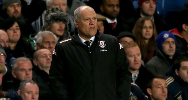 Martin Jol was left frustrated as his side could not pick up three points at Chelsea