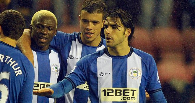 Jordi Gomez: Believes Wigan can enjoy FA Cup and Premier League success