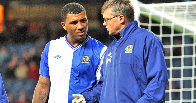Kazim-Richards: Suffered a muscle injury