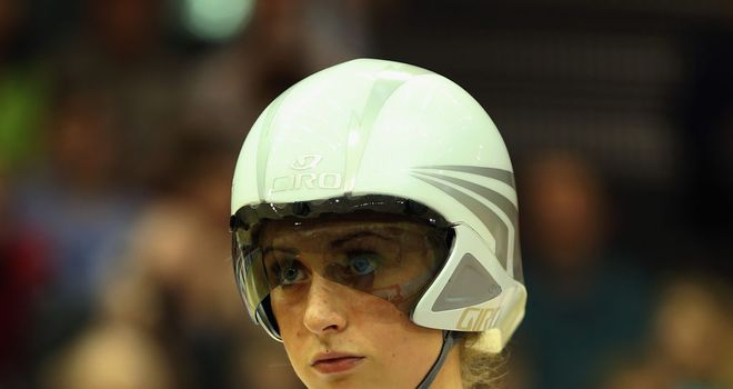 Laura Trott: Annoyed by changes to women's track cycling