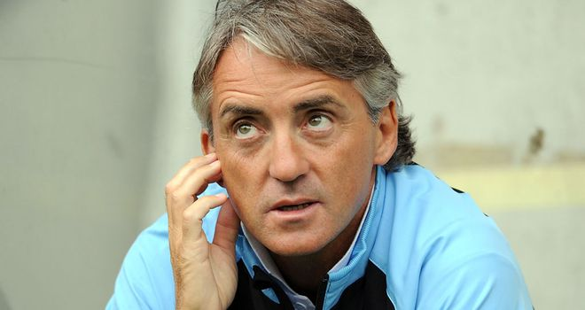 Roberto Mancini: Manchester City must beat Real Madrid on Wednesday