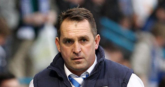 Martin Allen: Looking to the positives