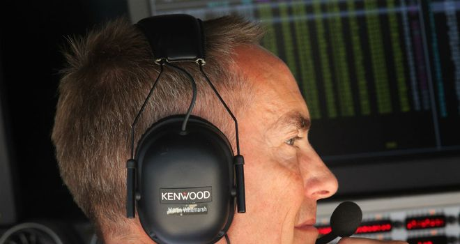 Martin Whitmarsh: Thinks some pay drivers aren't good enough