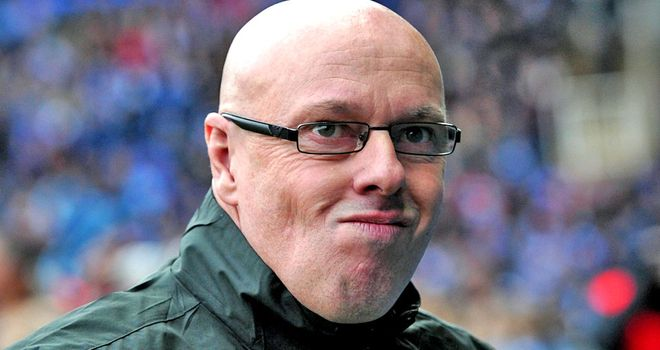 Brian McDermott: Looking to add players to his Reading squad in January