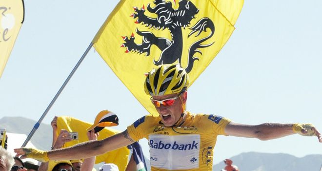 Michael Rasmussen: Was thrown out of the 2007 Tour de France while wearing the yellow jersey