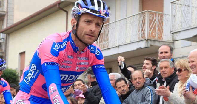 Scarponi: Visited Ferrari in October