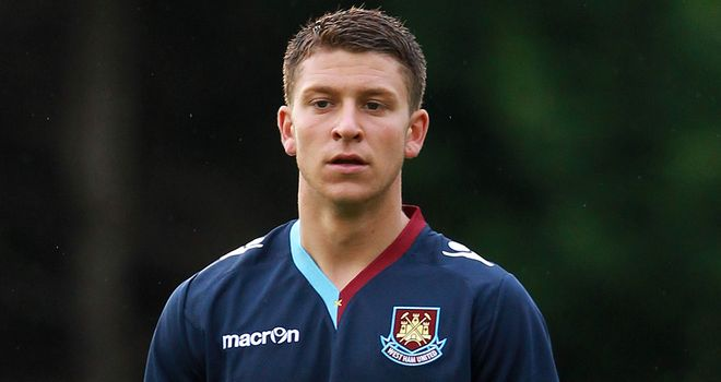 George Moncur: Signed a new contract with West Ham
