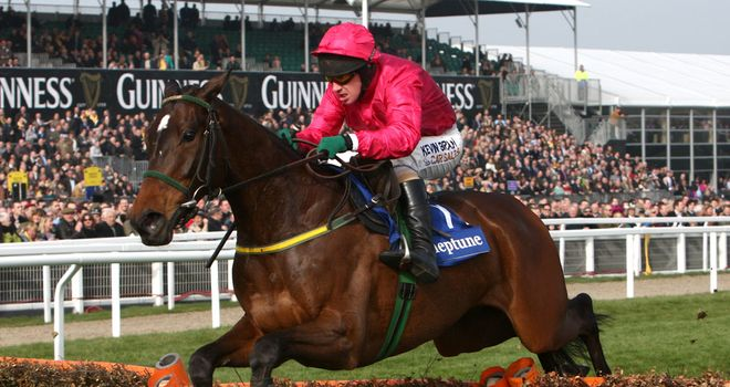 Monksland: Christmas Hurdle winner