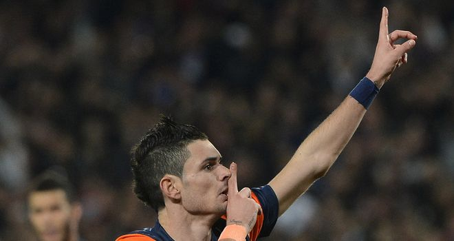 Remy Cabella: Has a 100 million euro price tag on his head