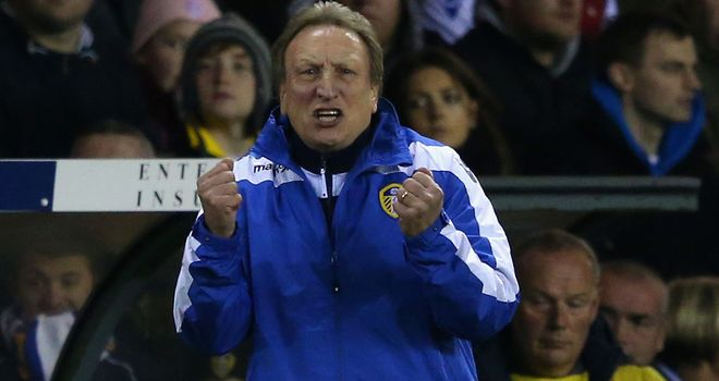 Neil Warnock: Has made Tate a key member of the squad