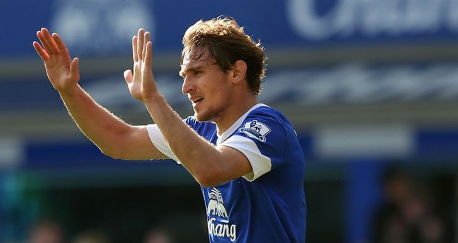 Nikica Jelavic: Snubbed West Ham in favour of Everton