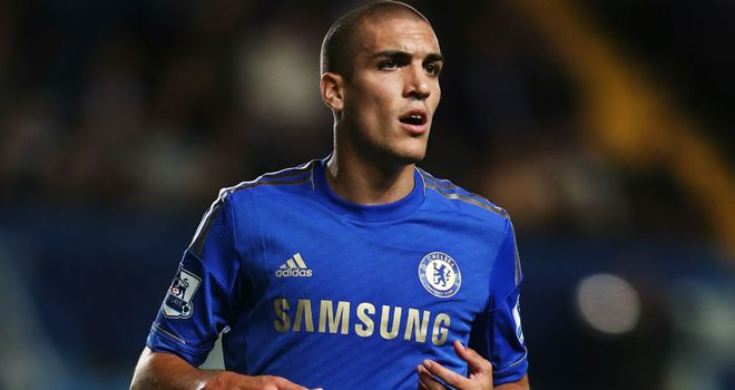 Oriol Romeu: Chelsea midfielder is recovering from a serious knee injury