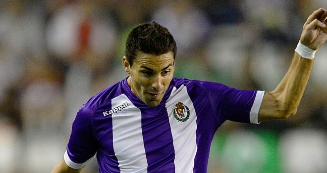 Oscar Gonzalez: In fine form for Valladolid
