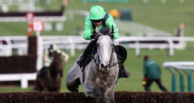 Our Father: Entered RSA Chase picture with victory in the Rewards4Racing Novices' Chase