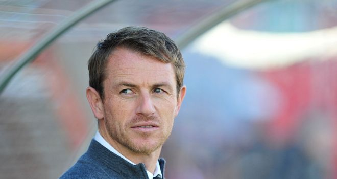 Gary Rowett: Pleased as punch