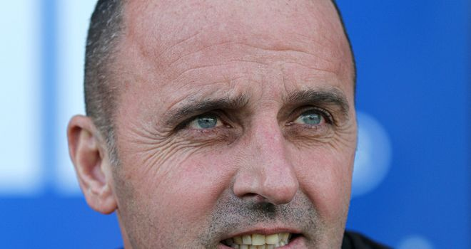 Paul Cook: Expecting big things from Aaron Chapman