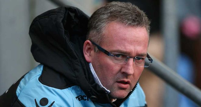 Paul Lambert: Looking for Aston Villa to start pulling clear of trouble