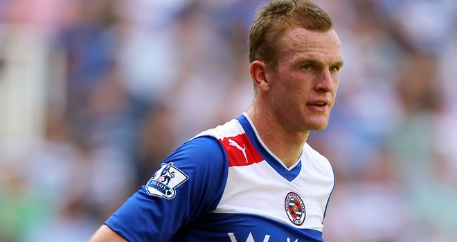 Alex Pearce: Is set to open talks with Reading over a new deal this week