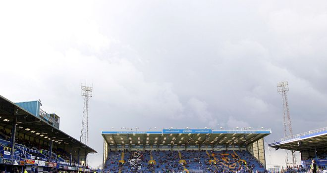 Fratton Park: Ownership is set to be subject of a hearing at the High Court in December