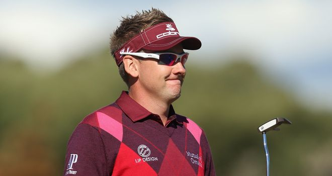 Ian Poulter: Has finished in the top 10 of four of the last seven majors