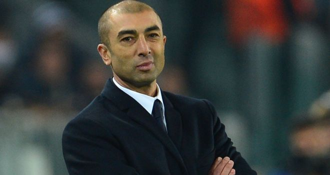 Roberto Di Matteo: Chelsea manager under pressure after Juventus defeat