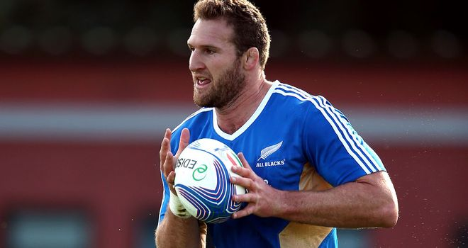 Kieran Read will lead out a much-changed All Blacks side against Italy