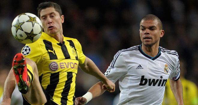 Dortmund v Real: German side didn't lose when teams met twice in group stage