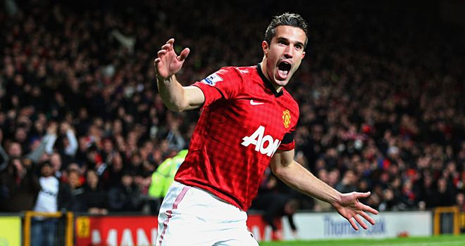 Robin van Persie has warned Manchester United's rivals that he is still not at his best