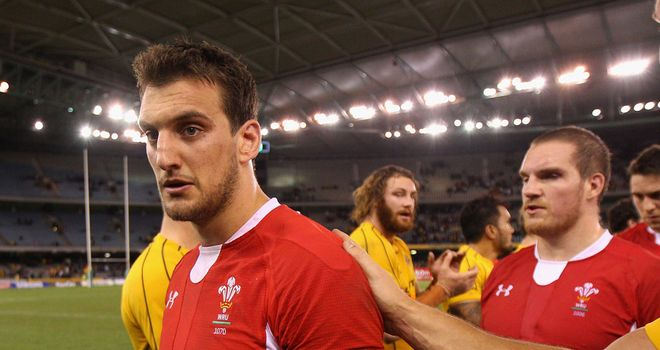 Sam Warburton: Believes Wales have been given a lfit by Warren Gatland's return