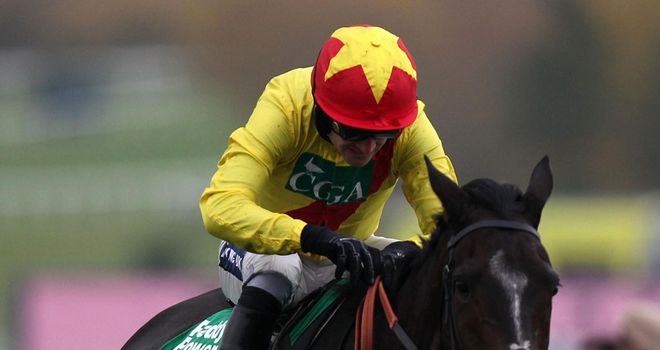 Shooters Wood: Deserving winner in the paddypower.com Handicap Chase at Cheltenham