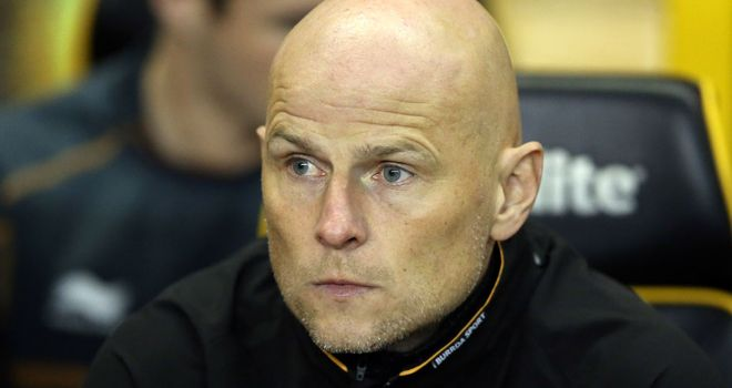 Stale Solbakken: Midfield options limited