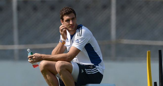Steven Finn: Ruled out of first Test with India