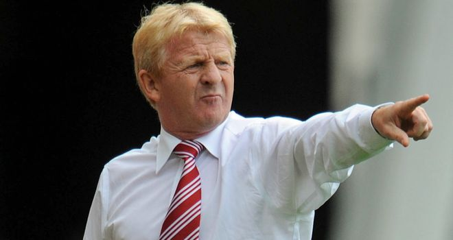 Gordon Strachan: Set to become the new Scotland manager