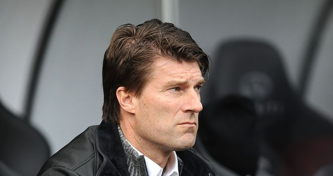 Michael Laudrup: Believes Arsenal cannot win the title with current budget
