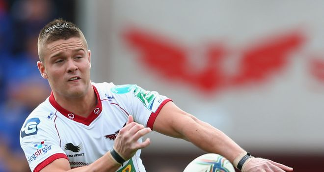 Tavis Knoyle: Set to make his debut for Wales Sevens side