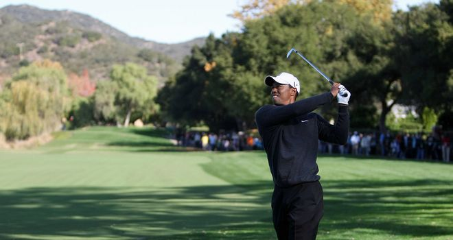 Tiger Woods: superb record in his home event
