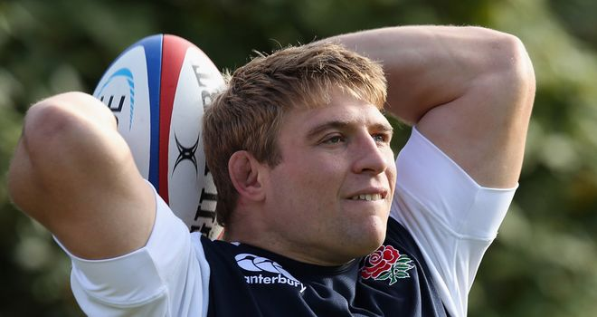 Tom Youngs: Leicester hooker to make England debut against Fiji