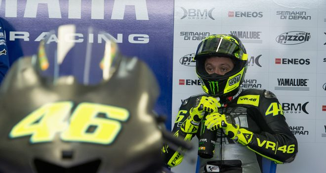 Valentino Rossi: Thrilled to be 'home' at Yamaha