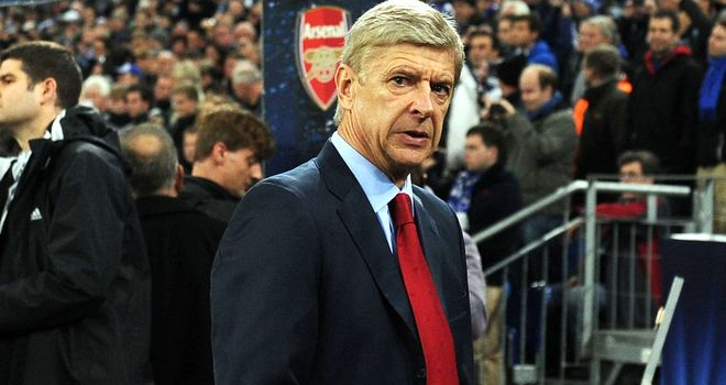 Arsene Wenger: Should he have made changes earlier with Arsenal on the back foot?