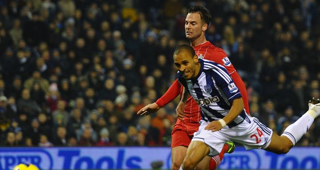 Peter Odemwingie: Has hailed Steve Clarke for the job he is doing at West Brom