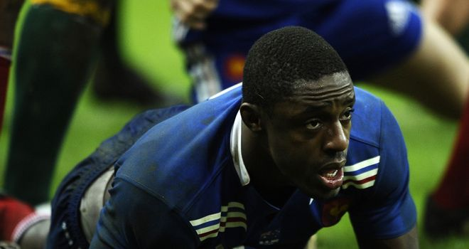 Yannick Nyanga: No place in France squad