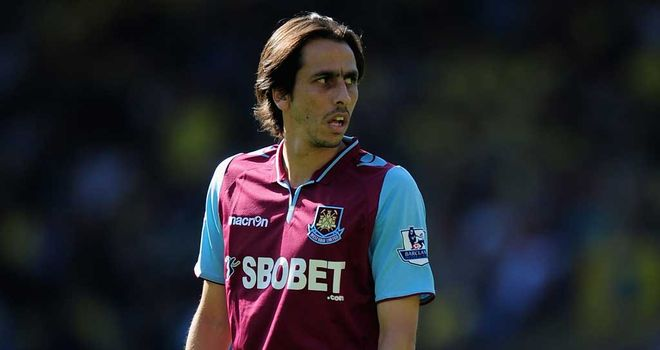 Yossi Benayoun: Back at Stamford Bridge after West Ham loan spell