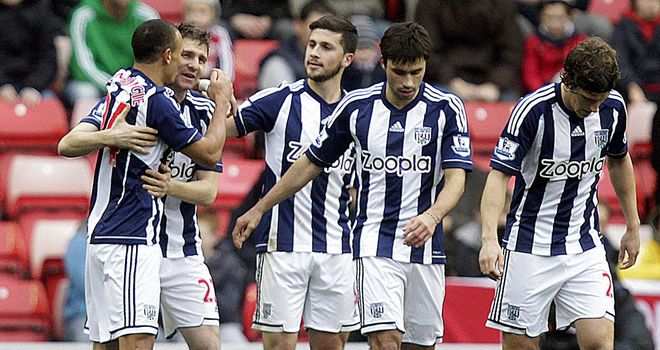 Zoltan Gera: Scored a long-range effort to give West Brom a lead they never surrendered at Sunderland