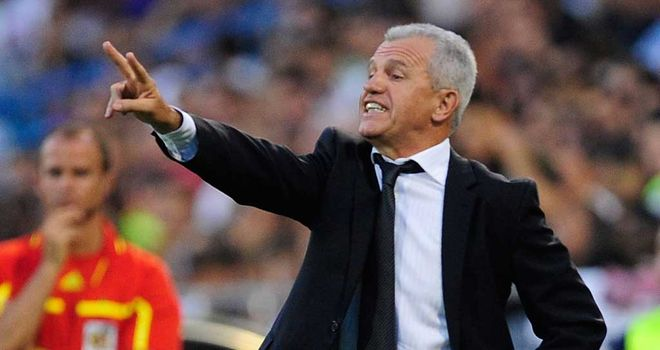 Javier Aguirre saw his side climb the table