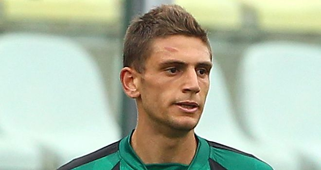 Domenico Berardi: Reportedly on the radar of Manchester City, Liverpool and Southampton