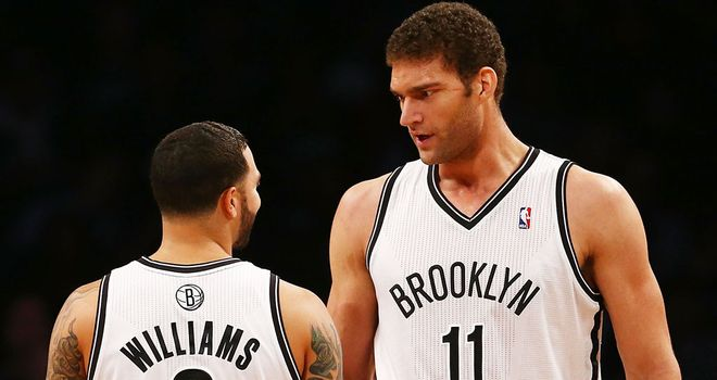 Brook Lopez: Finished with 27 points as Brooklyn begin with a win